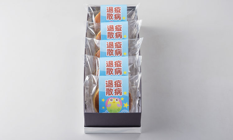 アマビエどら焼き(5個入)