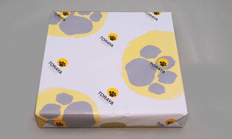 完熟マンゴープリン(9個入)包装紙